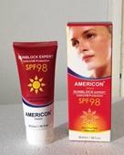 AMERICON Sunblock Expert SPF 98 ( Doz )
