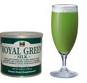 Magnus Royal Green Silk